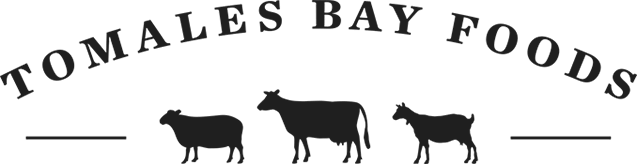 Tomales Bay Foods' Menu Logo